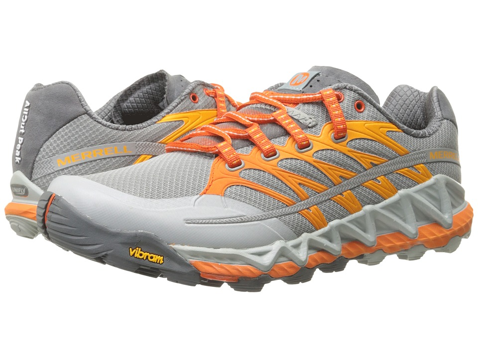 Merrell - All Out Peak (Grey) Men's Shoes