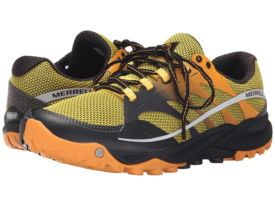 Merrell - All Out Charge (Yellow) Men's Shoes