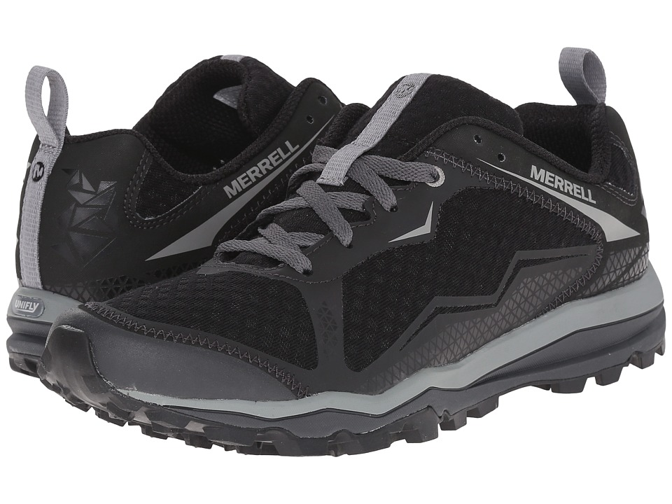 Merrell - All Out Crush Light (Black) Men's Shoes