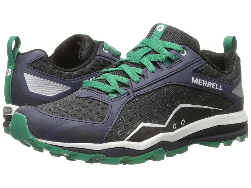 Merrell - All Out Crush (Navy) Men's Shoes