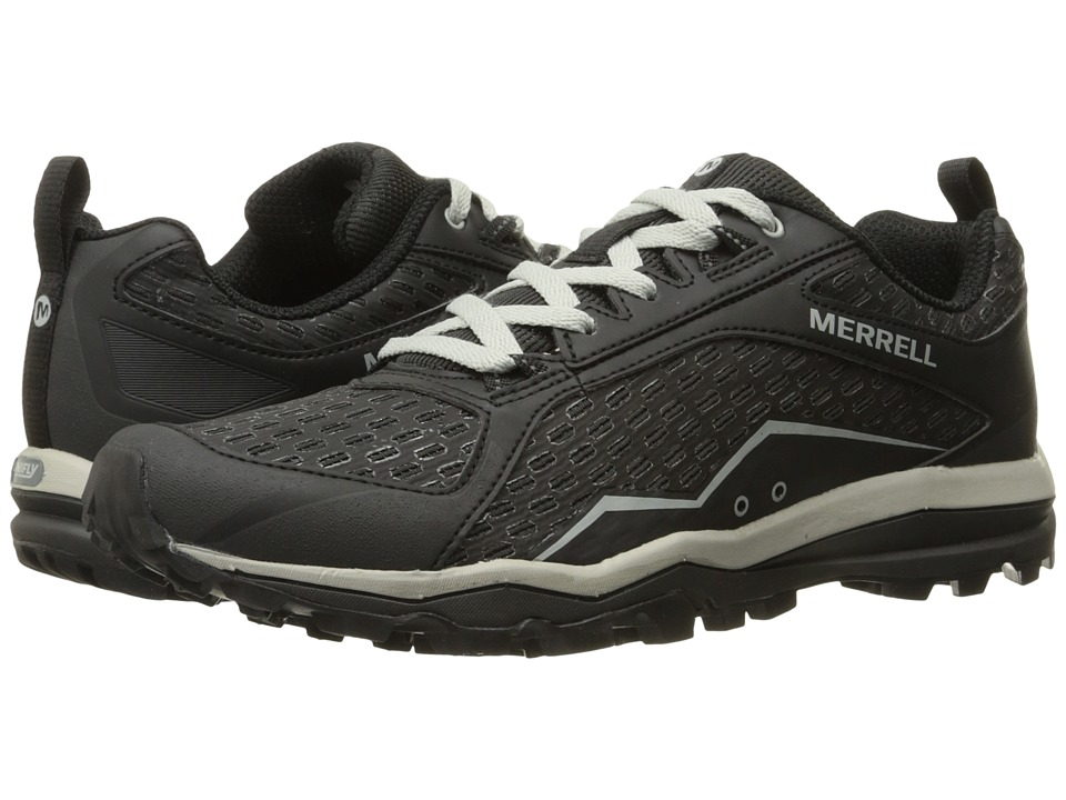 Merrell - All Out Crush (Black) Men's Shoes