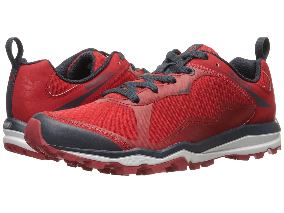 Merrell - All Out Crush Light (Red) Men's Shoes