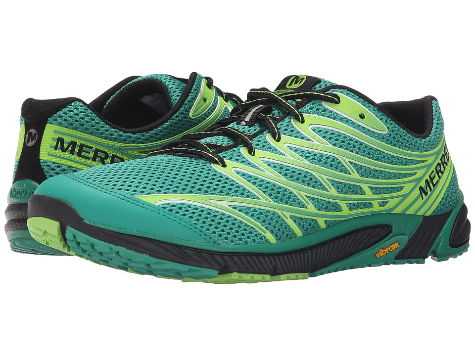 Merrell Bare Access 4 (Bright Green) Men