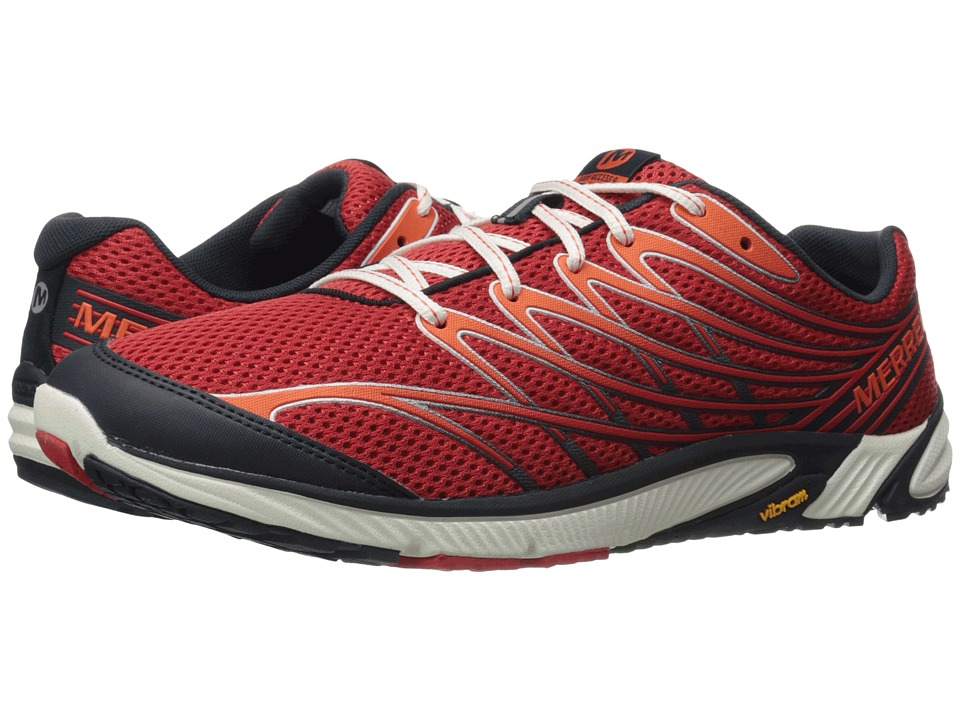 Merrell Bare Access 4 (Blue/Red) Men