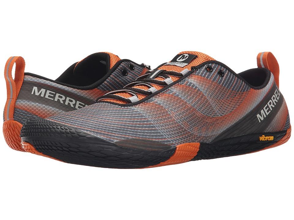 Merrell - Vapor Glove 2 (Dark Orange) Men's Shoes