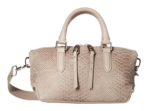 Ivanka Trump - Charlotte Mini Satchel (Grey) Satchel Handbags