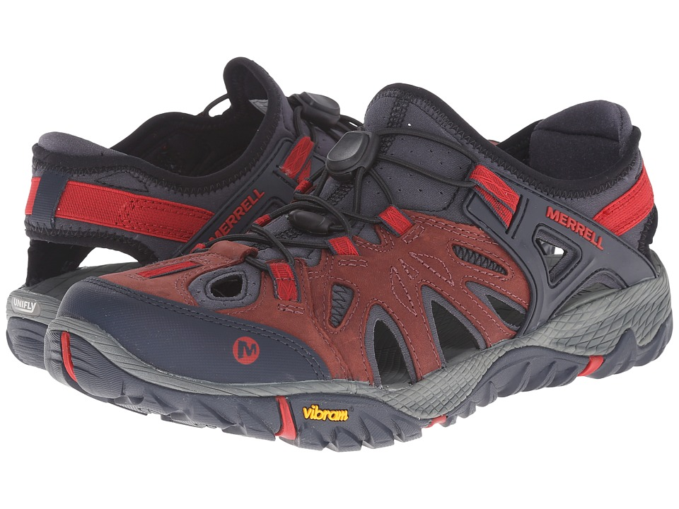 Merrell - All Out Blaze Sieve (Red) Men