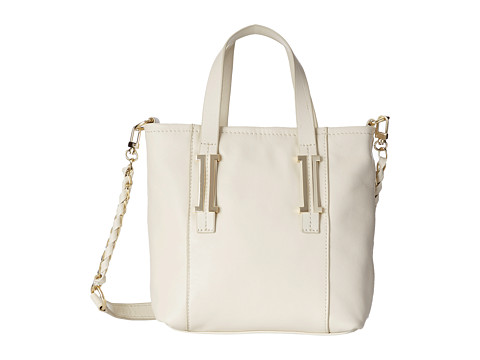 Ivanka Trump - Hudson Mini Shopper (Chalk) Tote Handbags