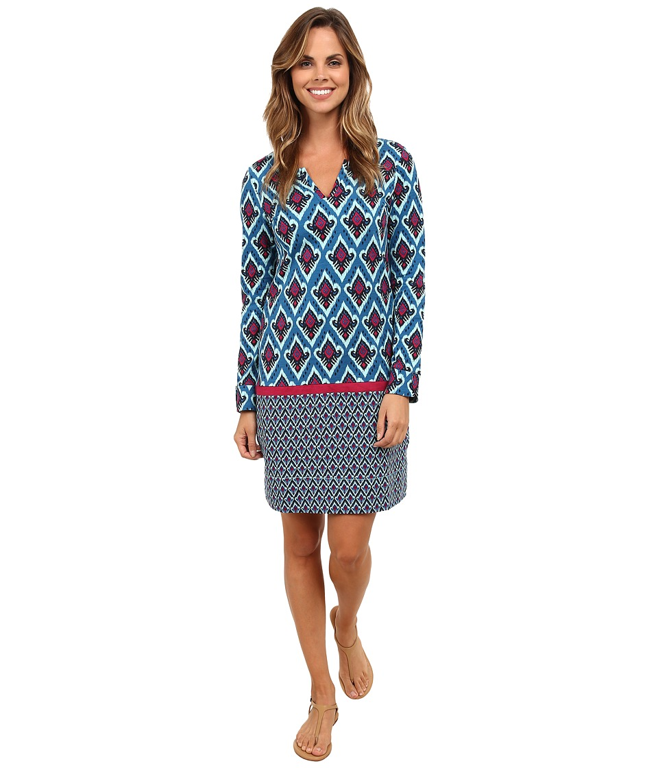 Hatley - Peplum Dress (Ikat) Women's Dress