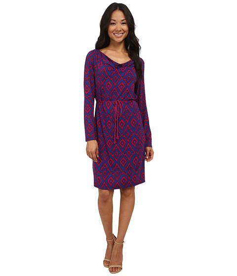 Hatley - Cowel Neck Dress (Ikat) Women