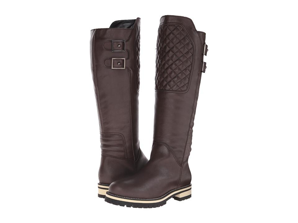Aquatalia - Elara (Vulcano Calf) Women's Zip Boots