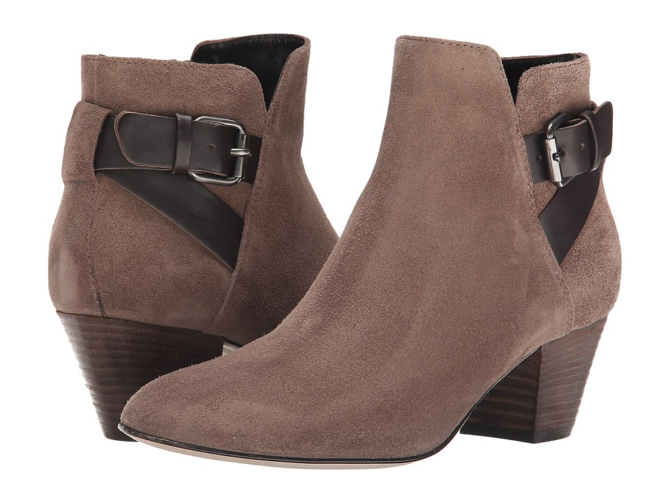 Aquatalia - Fae (Taupe Suede) Women's Boots