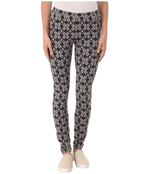 Hatley - Structured Leggings (Snowflakes) Women's Casual Pants