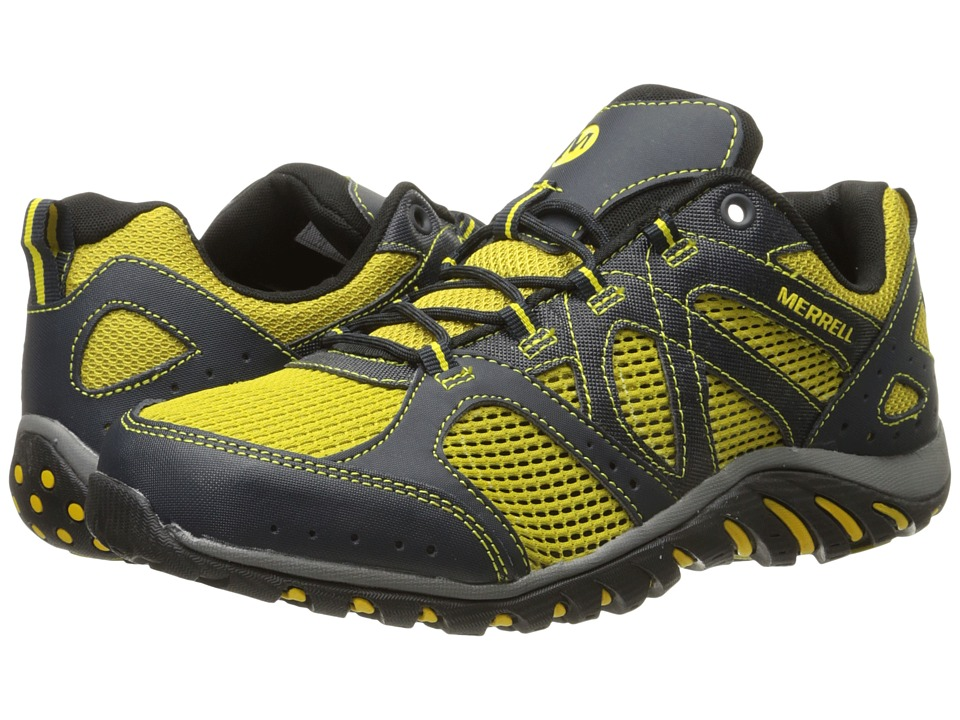 Merrell - Rockbit Cove (Green) Men's Shoes