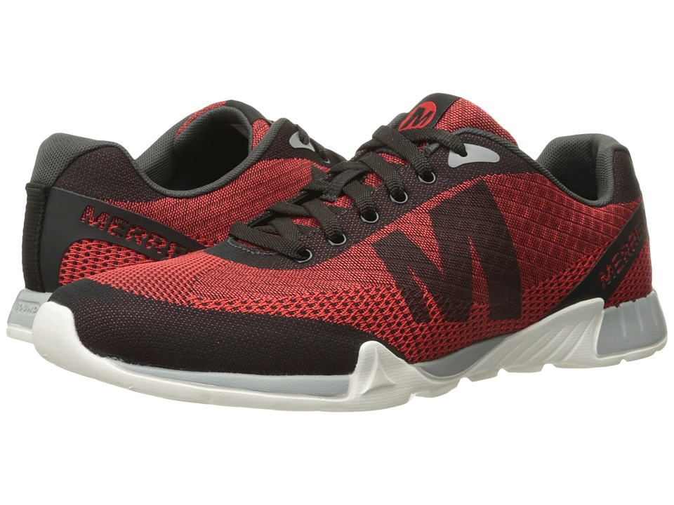 Merrell - Versent (Red) Men's Shoes