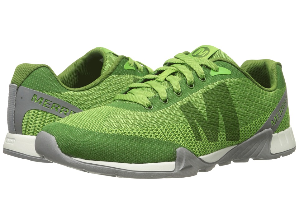 Merrell - Versent (Green) Men's Shoes