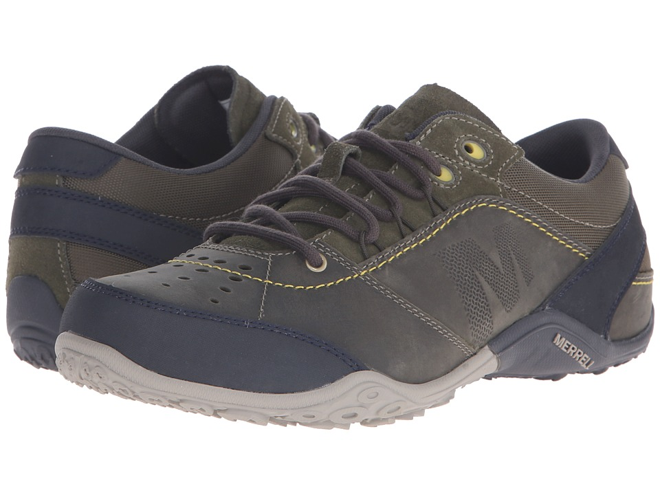 Merrell - Wraith Fire (Dark Olive) Men's Shoes