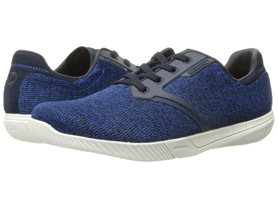 Merrell - Roust Revel (Blue) Men's Shoes