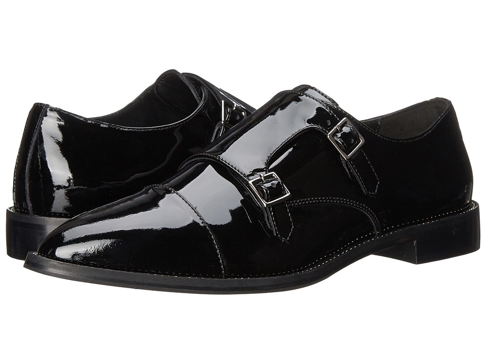 Aquatalia Harlow (Black Patent) Women