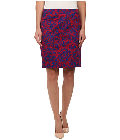 Hatley - Sateen Skirt (Berry Mosaic) Women