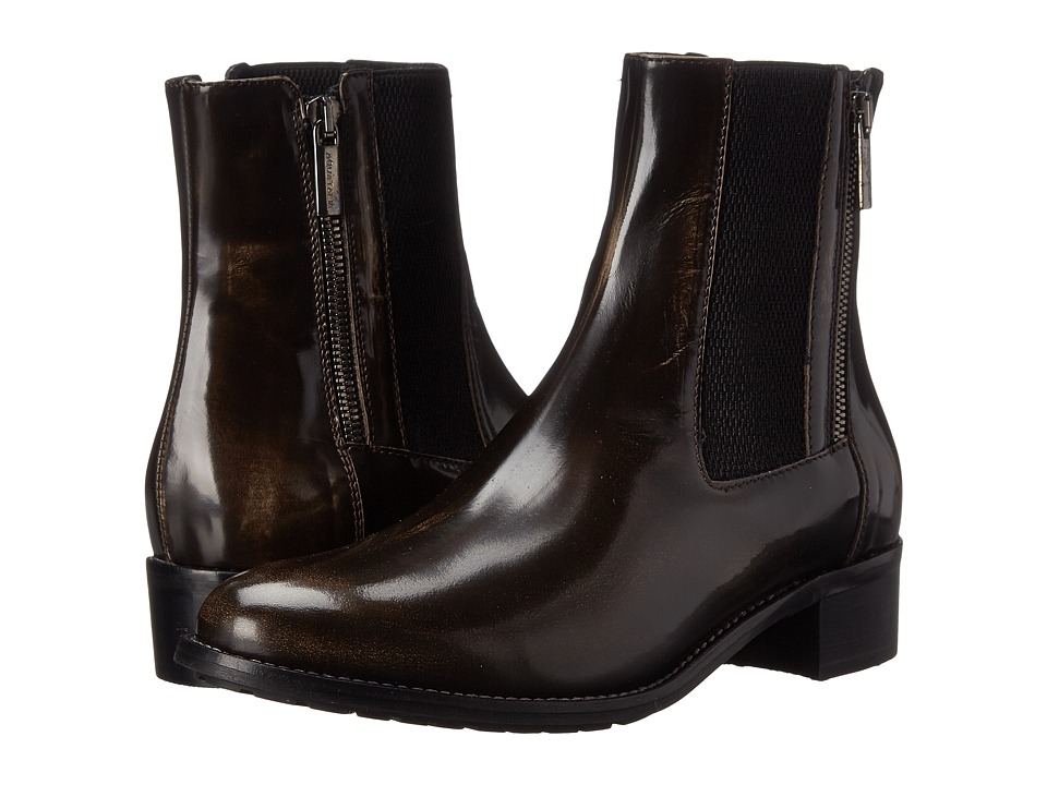 Aquatalia - Odelia (Desert Calf/Elastic) Women's Boots