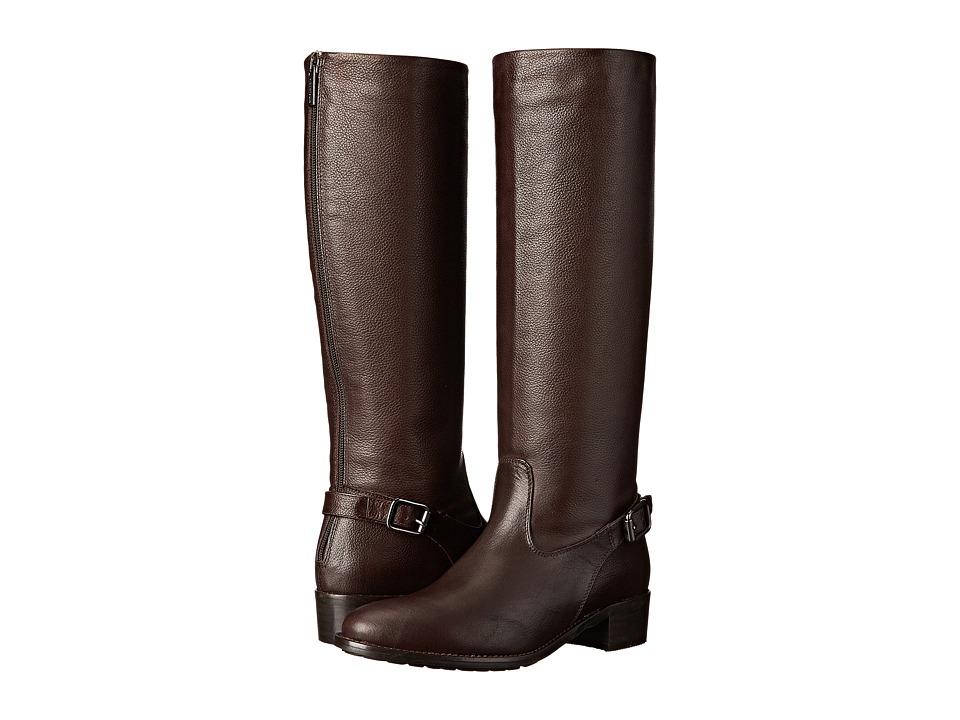Aquatalia - Ohanna (Espresso Calf) Women's Boots