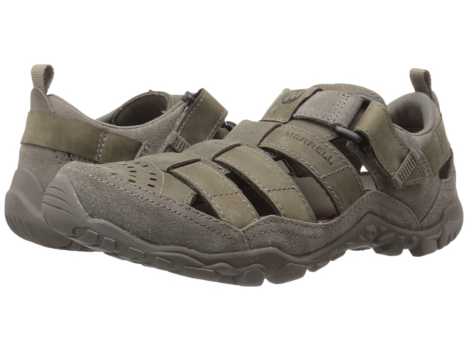 Merrell - Telluride Wrap (Stucco) Men's Shoes