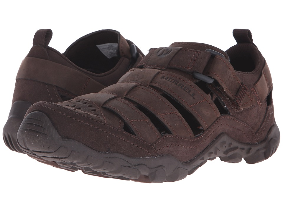 Merrell - Telluride Wrap (Clay) Men's Shoes