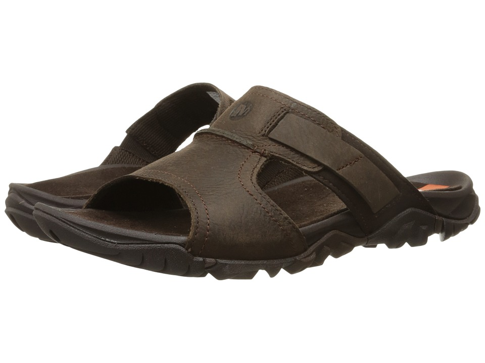 Merrell - Telluride Slide (Clay) Men's Shoes