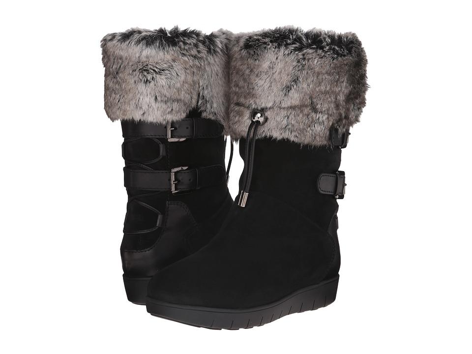 Aquatalia - Weslyn (Black) Women's Boots
