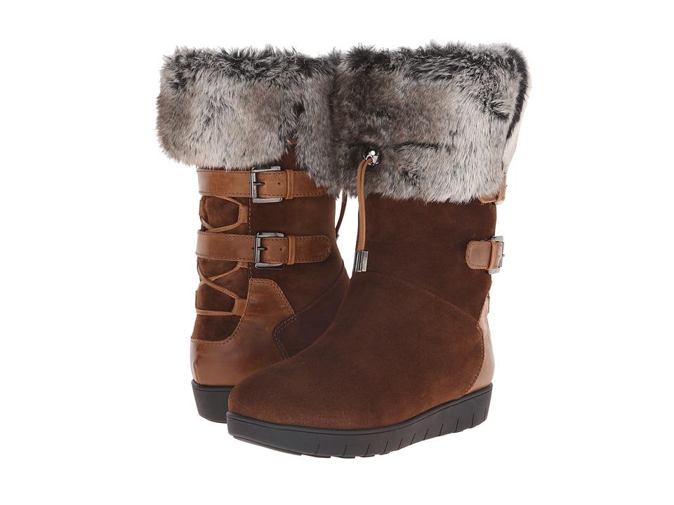 Aquatalia - Weslyn (Chestnut) Women's Boots