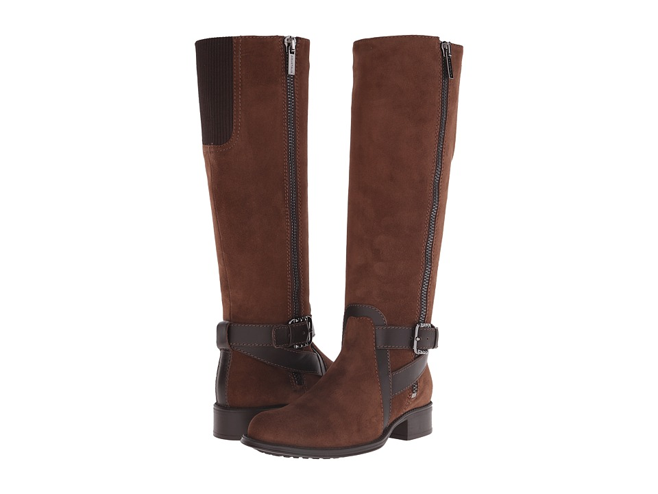 Aquatalia - Uriale (Chocolate Suede/Calf) Women