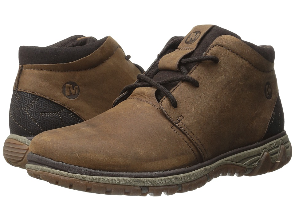 Merrell - All Out Blazer Chukka (Merrell Tan) Men's Shoes