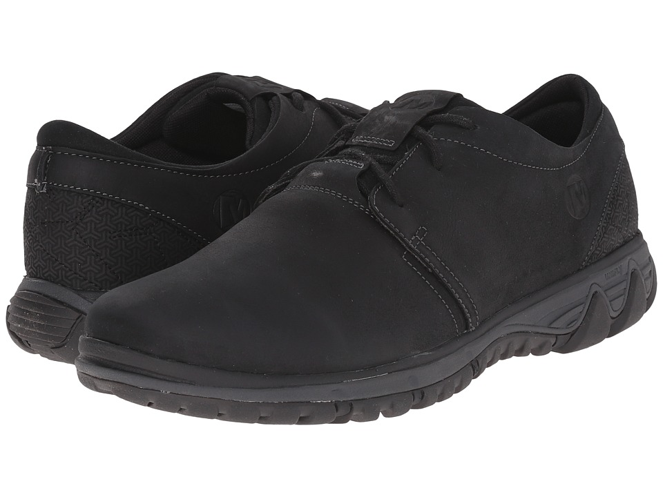 Merrell - All Out Blazer Lace (Black) Men's Shoes
