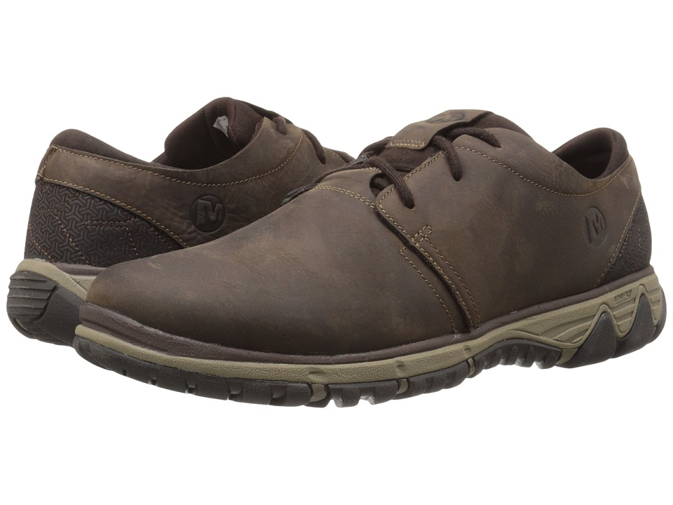 Merrell - All Out Blazer Lace (Clay) Men's Shoes