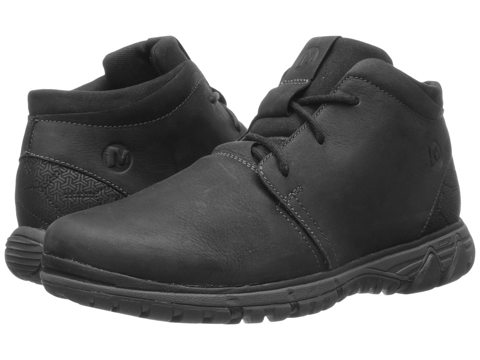 Merrell - All Out Blazer Chukka (Black) Men's Shoes