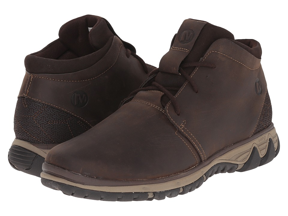 Merrell - All Out Blazer Chukka (Clay) Men's Shoes
