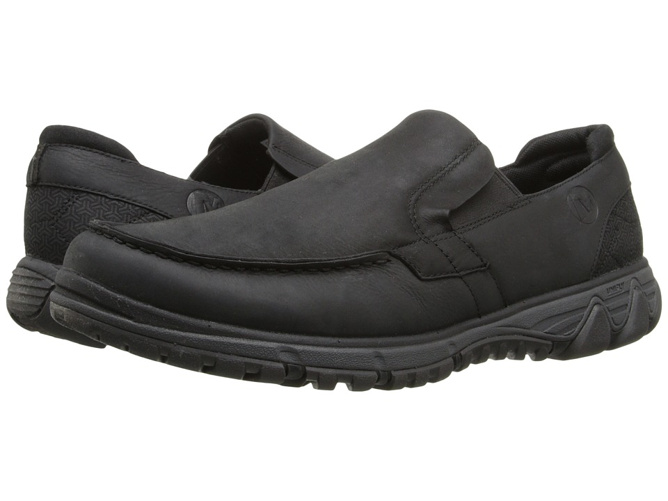 Merrell - All Out Blazer Moc (Black) Men's Shoes