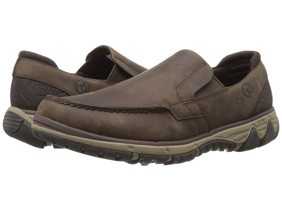 Merrell - All Out Blazer Moc (Clay) Men's Shoes