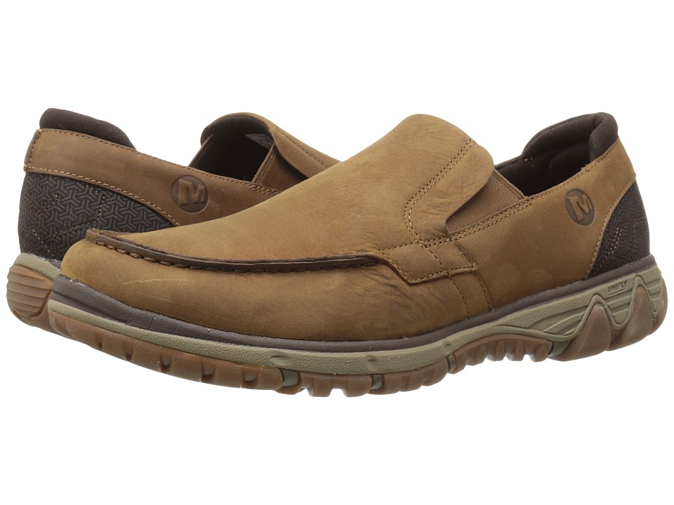 Merrell - All Out Blazer Moc (Merrell Tan) Men's Shoes