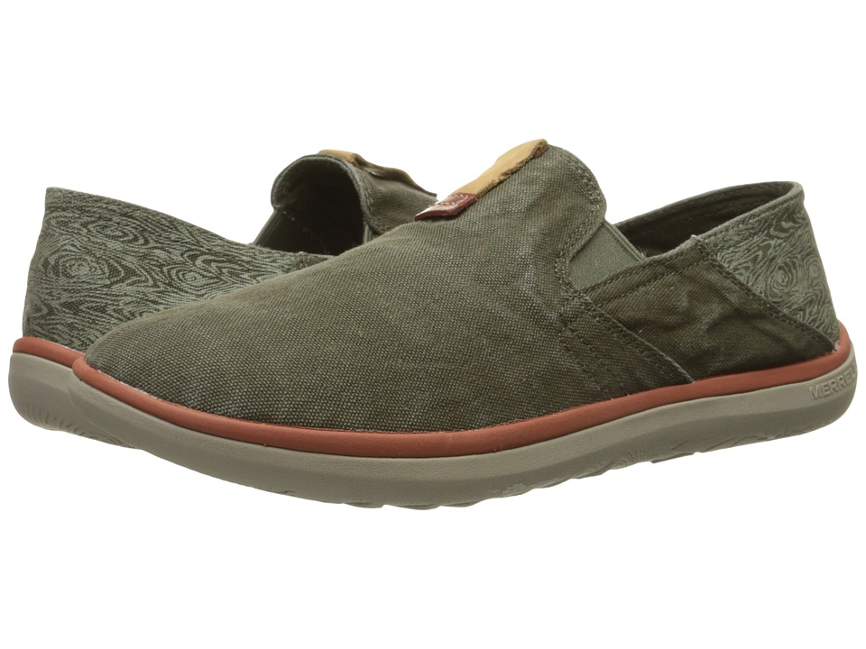Merrell - Duskair Moc (Dusty Olive) Men's Shoes