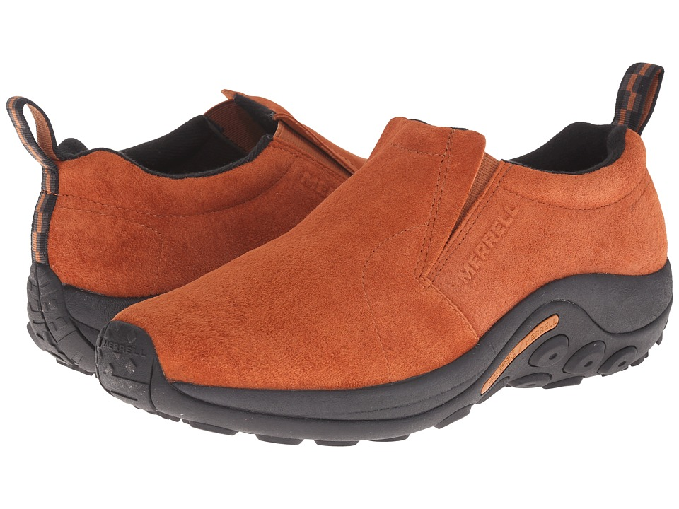 Merrell - Jungle Moc (Sunburn) Men's Slip on Shoes