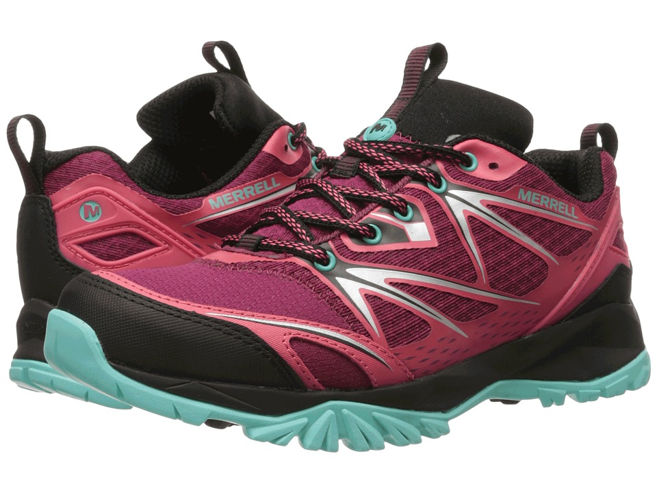 Merrell - Capra Bolt (Bright Red) Women's Shoes