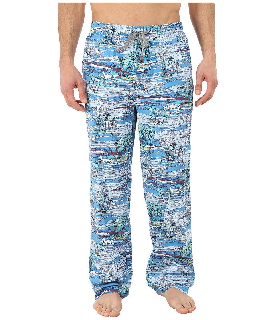 Tommy Bahama - Island Time Woven Pants (Multi Combo) Men's Pajama