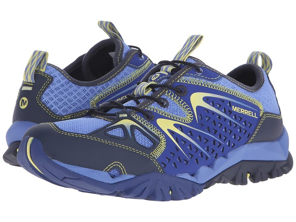 Merrell - Capra Rapid (Purple) Women's Shoes