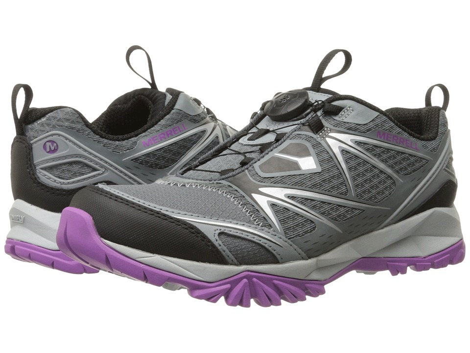 Merrell - Capra Bolt Boa (Grey) Women