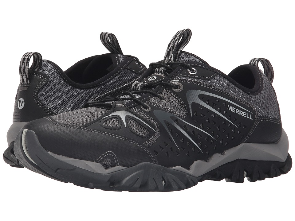 Merrell - Capra Rapid (Black) Women's Shoes