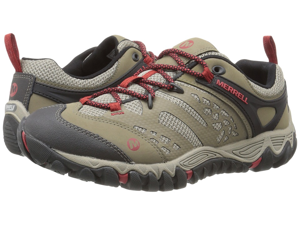 Merrell - All Out Blaze Vent (Brown) Women's Shoes
