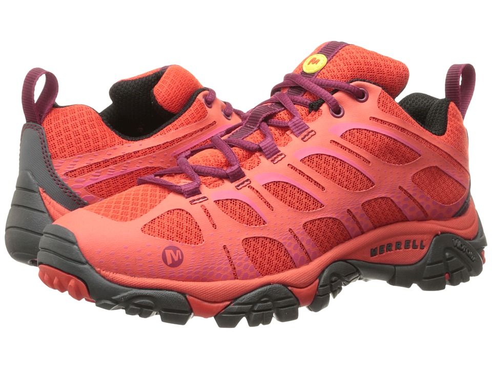 Merrell - Moab Edge (Coral) Women's Shoes