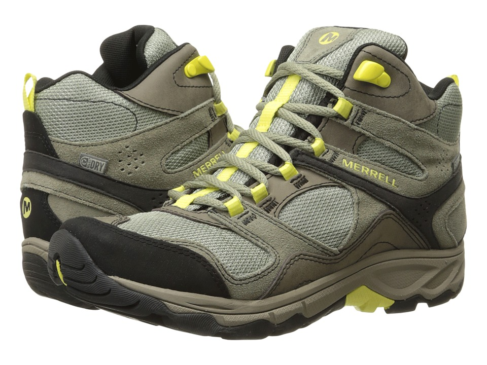 Merrell - Kimsey Mid Waterproof (Granite) Women's Shoes